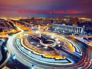 expo2020 b2b marketing
